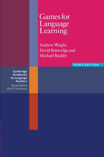 Games for Language Learning (Cambridge Handbooks for Language Teachers) by Brand: Cambridge University Press