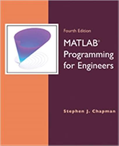 Matlab Book By Chapman