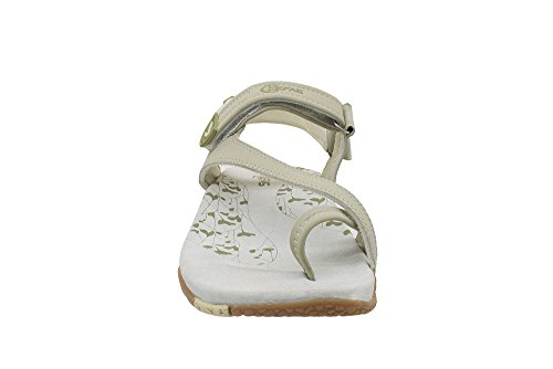 KEFAS Women's Fashion Sandals Beige 7 aWJsAs