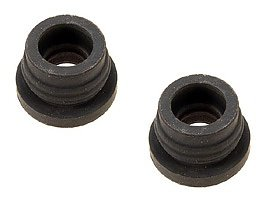 (BMW (1988+) Brake Master Cylinder GROMMET set (x2) grommets seal)