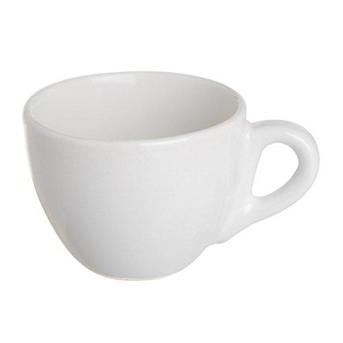 2 opinioni per Excèlsa Tazza da The in Ceramica Trendy, Bianco