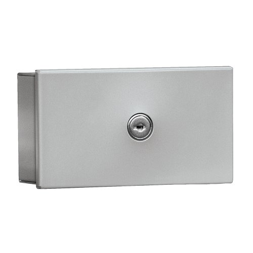 (Salsbury Industries 1080AU Surface Mounted Key Keeper for USPS Access)