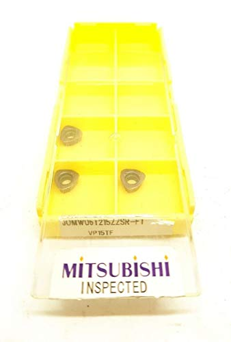 X3 Mitsubishi JOMW 06T215ZZSR-FT Hartmetalleinsätze VP15TF Frässpitzen #MB1