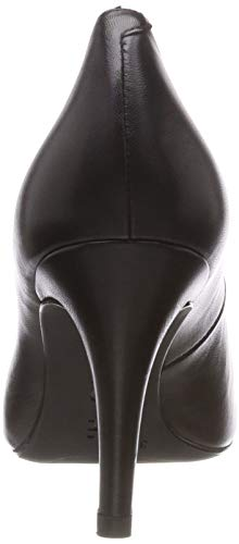 Unisa na Black Black Femme Tani Noir Escarpins 1rzqw1UY4