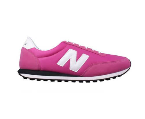 New Balance U 410 MPK Mens Running Trainers / Shoes - Pink