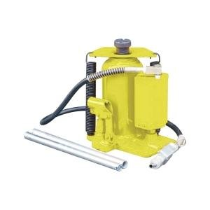 ESC10446 Esco Equipment Yellow Jackit 20 Ton Air/Hydraulic Bottle Jack