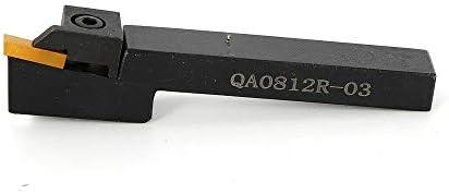 OUKANING 7PCS Set of 8mm Lathe Turning Tool Holder Boring Bar CNC Tools Lathe Cutting