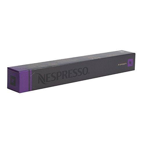 Nespresso OriginalLine: Arpeggio, 10 Count - ''NOT compatible with Vertuoline''