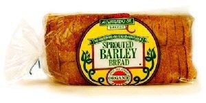 Alvarado Street Bakery Organic Sprouted Barley Bread, 24 Ounce -- 6 per case.