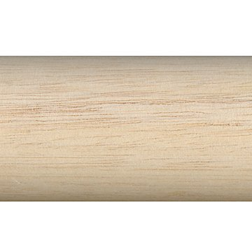 Highland Timber 2 1/4 Plain Wood Pole 8 Foot Length Icon