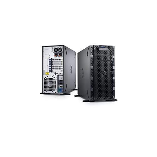 Dell PowerEdge T320 Server | 1 x E5-2450 - 2.10GHz 8 Core | 48GB RAM | PCIE H310 | 3 x 2TB SAS (Renewed) (E5 Server)