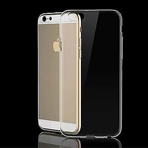 MOFY- Pc caso de la contraportada transparente para iphone 6