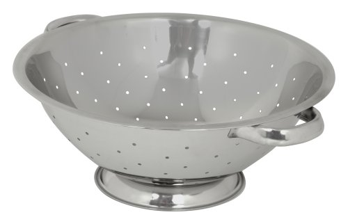 Ekco 5-Quart Stainless Steel Colander