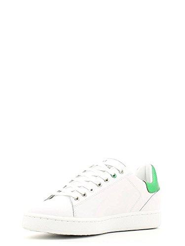 Scarpe Sneakers Donna Trussardi Mod. 79S018 Col. Bianco.