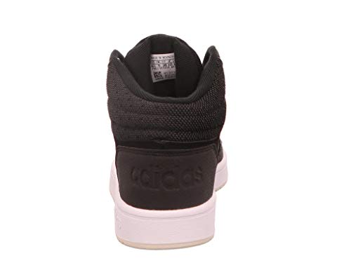 2 Noir negbás 0 Femme Chaussures 0 ftwbla De Adidas Fitness Mid carbon Hoops RwxnBq5