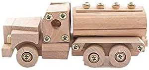دي اليدوية لعبة خشبية، شاحنات الوقود
