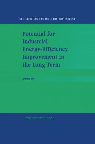 Potential for Industrial Energy-Efficiency Improvement in the Long Term (Eco-Efficiency in Industry and Science) (Volume ()