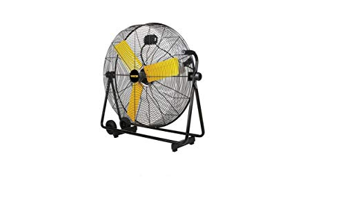 Master MAC-30BCT 30 High Velocity Tiltable Direct Drive Drum Fan