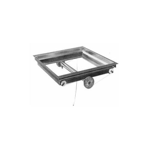 APW Wyott, Drop-In Rack Lowerator Dispenser 14x18, DI-1418