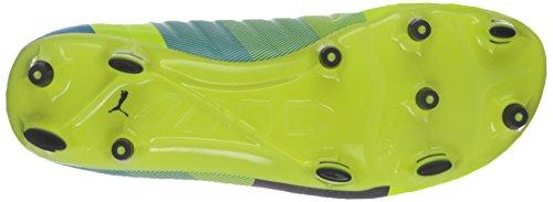 Zapato Puma Evopower 2.3 Fg fútbol Safety Yellow/Black
