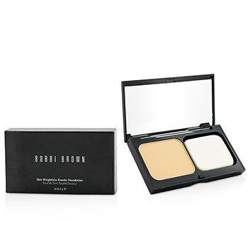 Bobbi Brown Oil Free Foundation - Bobbi Brown Skin Weightless Powder Foundation, No. 03 Beige, 0.38 Ounce