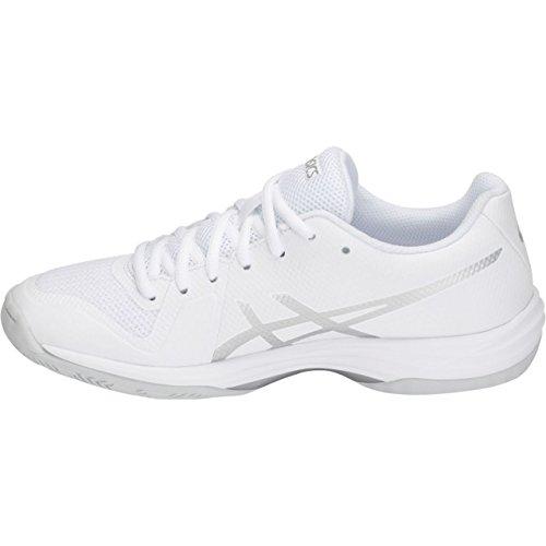 Blanc 8 Uk Gel Chaussures 5 Argent Femmes Pour 2 tactic Asics HzYw1qY