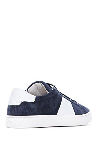 Sneaker Uomo Blu Santoni