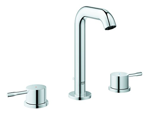 Wideset Bathroom Faucet Finish - Essence New 2029700A 8