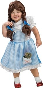 Amazon.com: Wizard Of Oz Dorothy Child Costume Size 2T-4T Toddler ...