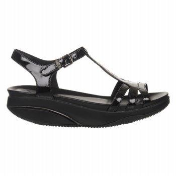 MBT Zapatillas Para Deportes de Interior de Piel Para Mujer Negro Negro 37 EU