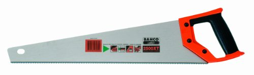 (BAHCO 2500-16-XT-HP 16 Inch Ergo Professional Handsaws with XT Toothing)