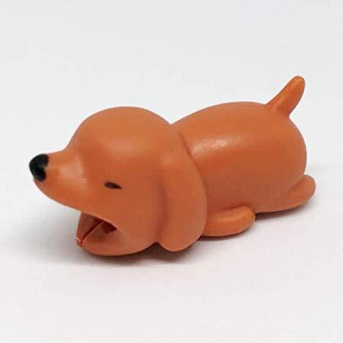 Color One Size Unisex-Adult Ladud BHT/_16 Protector de l/ínea de Datos de Forma Animal/—/—Cachorro