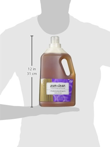 Indigo Wild Zum Clean Laundry Soap Frankincense Myrrh New