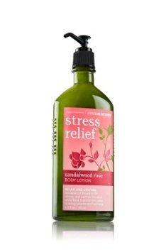 Bath & Body Works Aromatherapy Lotion Sandalwood Rose