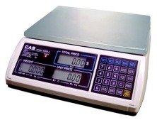 CAS S2JR60L S2000 Jr Price Computing Scale-60 lb Capacity