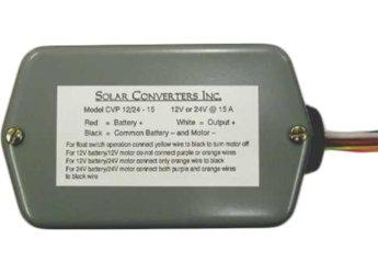 7a Charge Controller (SOLAR CONVERTERS CV24/36-7, 24V-36V, 7A VOLT REGULATOR)