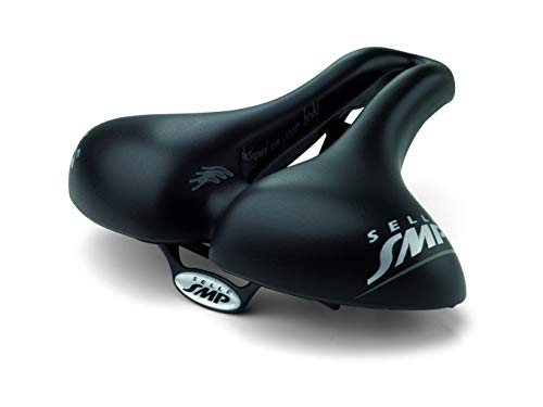 ness/Indoor Bike Blk Cycling Saddle ()