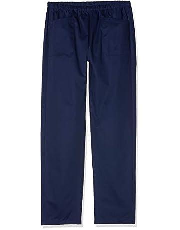 La Empresa GIMA 21265 Pantalones Para Adulto Talla XL, Color Azul