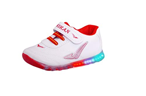 Fashion shoes Kids Unisex Synthetic Leather LED Light Shoes
