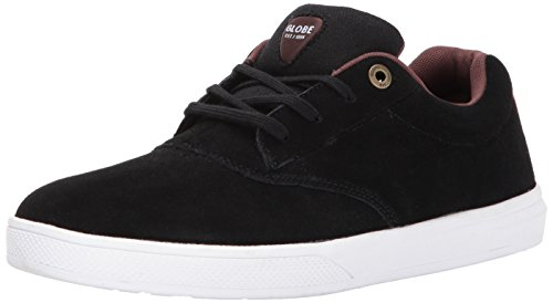 Globe Men's The Eagle SG Skateboarding Shoe Black/White/Tan outlet 2014 new clearance clearance store clearance wide range of visa payment cheap price the cheapest online Ub8FTilc
