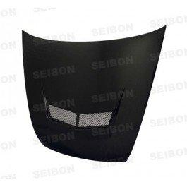(SEIBON 03-07 Accord 2D Carbon Fiber Hood VSII CM 04/05)