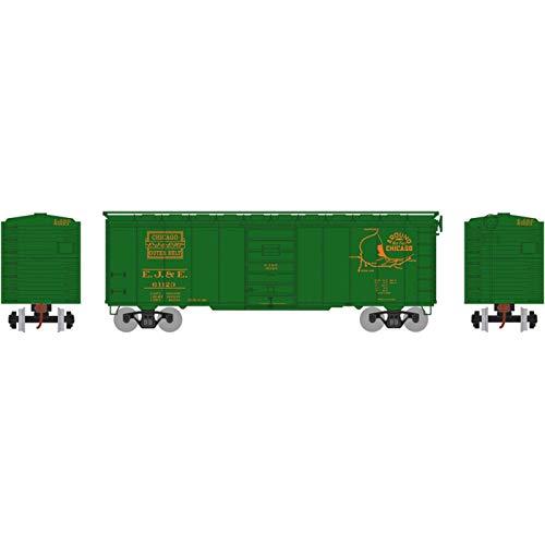 - Athearn HO RTR 40' Superior Door Box EJ&E #61123