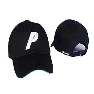 woyaochudan Letra P sin Gorra de béisbol Retro estándar Gorras de ...