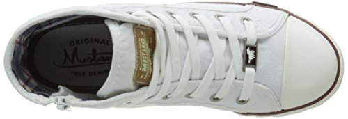 Femme 1099 502 Mustang Hautes 1 Sneakers X7Rgwqg