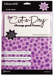 N-dry Cut Foam (Bulk Buy: Ranger Inkssentials Cut N Dry Stamp Pad Foam CND14607 (2-Pack))