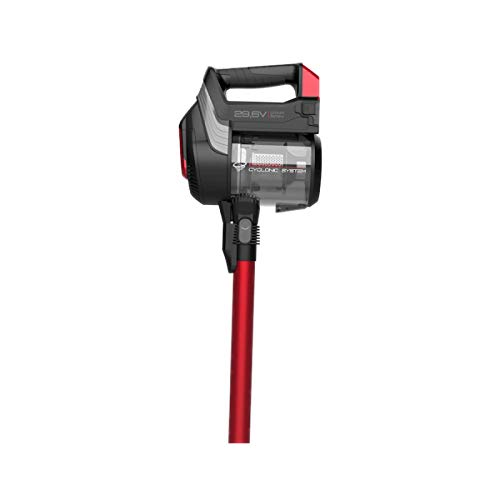 Cecotec Aspirador Vertical Conga ThunderBrush 820 Immortal Battery 29,6 V Color Rojo