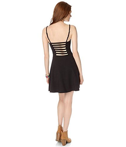Stretch Womens Solid 001 Sundress Aeropostale 1EqOpp