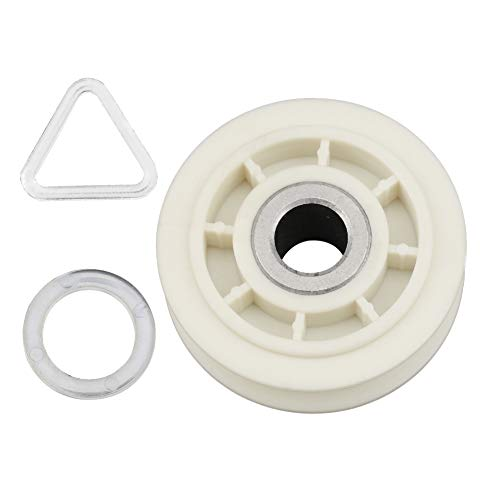 279640 Dryer Idler Pulley Replacement for Whirlpool Maytag Kenmore Dryers Replaces 3388672 697692 AP3094197 W10468057 by ()