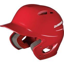 DeMarini Paradox Protege Pro Batting Helmet, Scarlet, Large/X-Large