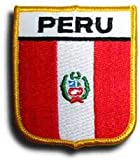 Peru - Country Shield Patches